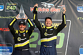 #94: Atlanta Speedwerks Honda Civic FK7 TCR, TCR:   Ryan Eversley, Todd Lamb, winner
