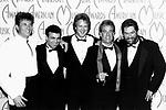 Chicago 1986 American Music Awards.© Chris Walter.