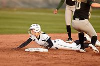 SAN ANTONIO, TX - FEBRUARY 13, 2019: The University of Texas at San Antonio Roadrunners fall to the Baylor University Bears 4-1 at Roadrunner Field. (Photo by Jeff Huehn)