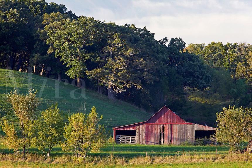 Barn, Appanoose County, Iowa