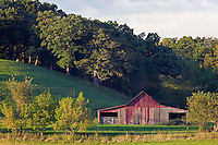 Barn, Appanoose County, Iowa