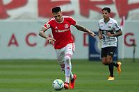 8th November 2020; Beira-Rio Stadium, Porto Alegre, Brazil; Brazilian Serie A, Internacional versus Coritiba; Victor Cuesta of Internacional