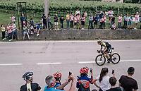 Christopher Juul-Jensen (DEN/Mitchelton-Scott)<br /> <br /> stage 13 Ferrara - Nervesa della Battaglia (180km)<br /> 101th Giro d'Italia 2018