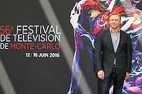 FESTIVAL TELEVISION DE MONTE CARLO - PHOTOCALL 'GREY'S ANATOMY' AVEC KEVIN MCKIDD