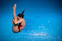 Coquoz Madeline SUI<br /> Diving - Women's 3m preliminary<br /> XXXV LEN European Aquatic Championships<br /> Duna Arena<br /> Budapest  - Hungary  15/5/2021<br /> Photo Giorgio Perottino / Deepbluemedia / Insidefoto