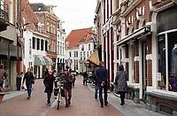 Nederland  Zutphen -  2020.   Winkelstraat in Zutphen.    Foto : ANP/ HH / Berlinda van Dam
