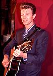 David Bowie 1990..© Chris Walter..