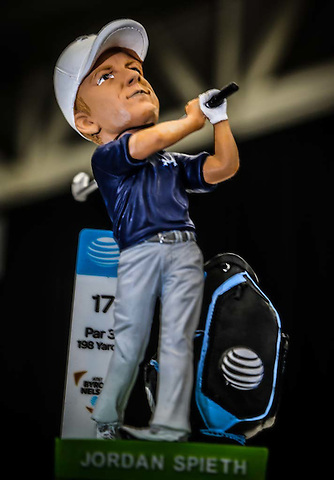 MAY 20: Byron Nelson Golf Tournament at Four Seasons TPC in Las Colinas at TCP Four Seasons in Las Colinas TX May 20, 2016. (Photo:Rick Yeatts