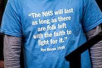 17.10.2015 - #NotSafeNotFair - Junior Doctors London Protest #2