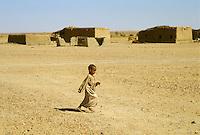 - northern Sudan, a village north of Khartoum....- Sudan settentrionale, villaggio a nord di Karthoum
