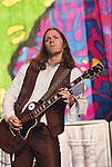 Live photographs of the Black Crowes
