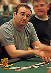 """Mike Matusow plays in a """"cash"""" game."""