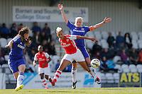 Arsenal Ladies v Chelsea Ladies - FA Cup - 12/04/2015