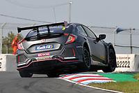 Round 5 of the 2020 British Touring Car Championship. #3 Tom Chilton. BTC Racing. Honda Civic Type R