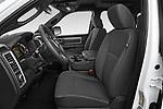 Front seat view of 2021 Ram 1500-Classic Warlock 4 Door Pick-up Front Seat  car photos