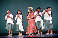 Dances of India performing THE LITTLE RANI - Stories of Magic and Hope from Ancient India at Edison Theater of Washington University in St. Louis, MO on Sept 20, 2009.