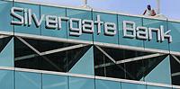 Silvergate Bank Sign