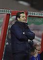 Swindon manager Mark Cooper<br />  - Swindon Town v Stevenage - Johnstone's Paint Trophy - Southern Section Semi-final  - County Ground, Swindon - 10th December, 2013<br />  © Kevin Coleman 2013