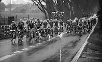 3 Days of West-Flanders, .day 3: Nieuwpoort-Ichtegem.the peloton in pieces