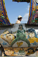 "Asien Suedasien Bangladesh , Rikscha mit Bemalung  - Verkehr  xagndaz | .South asia Bangladesh , bicycle rikshaw with painting .| [ copyright (c) Joerg Boethling / agenda , Veroeffentlichung nur gegen Honorar und Belegexemplar an / publication only with royalties and copy to:  agenda PG   Rothestr. 66   Germany D-22765 Hamburg   ph. ++49 40 391 907 14   e-mail: boethling@agenda-fototext.de   www.agenda-fototext.de   Bank: Hamburger Sparkasse  BLZ 200 505 50  Kto. 1281 120 178   IBAN: DE96 2005 0550 1281 1201 78   BIC: ""HASPDEHH"" ,  WEITERE MOTIVE ZU DIESEM THEMA SIND VORHANDEN!! MORE PICTURES ON THIS SUBJECT AVAILABLE!!  ] [#0,26,121#]"