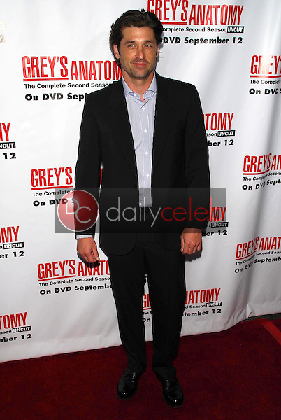 """Patrick Dempsey<br />at the """"Grey's Anatomy"""" Season 2 DVD Launch Party. Social, Hollywood, CA. 09-05-06<br />Dave Edwards/DailyCeleb.com 818-249-4998"""