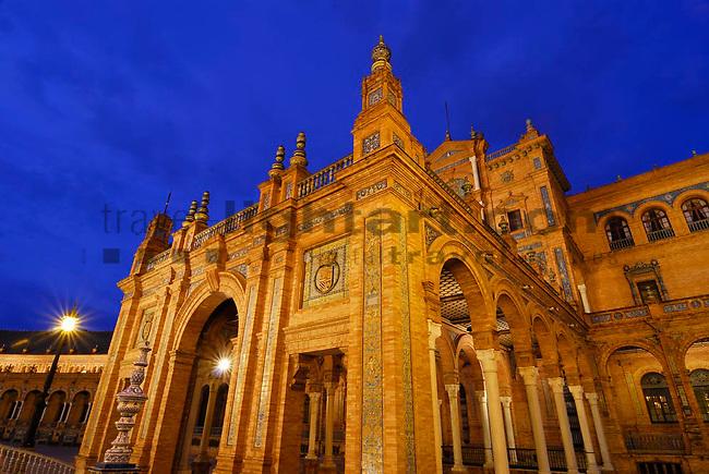 Sevilla, Andalucia, Andalusia, Spain, Andalusien, Spanien.Photo: Paul Trummer / Mauren - FL.www.travel-lightart.com