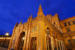 Sevilla, Andalucia, Andalusia, Spain, Andalusien, Spanien.Photo: Paul Trummer / Mauren - FL.www.travel-lightart.com