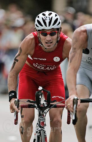 18 MAR 2006 - MELBOURNE, AUS - Tim Don (ENG) - Commonwealth Games triathlon (PHOTO (C) NIGEL FARROW)