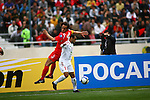 Persepolis vs Sharjah during the 2009 AFC Champions League Group B match on March 10, 2009 at the Azadi Stadium, Tehran, Iran. Photo by World Sport Group