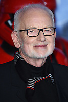 """Ian Mcdiarmid<br /> arriving for the """"Star Wars: The Rise of Skywalker"""" premiere at the Cineworld Leicester Square, London.<br /> <br /> ©Ash Knotek  D3545 17/12/2019"""