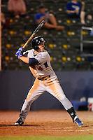 Tennessee Smokies outfielder Matt Szczur #4 during a game against the Huntsville Stars on April 16, 2013 at Joe W Davis Municipal Stadium in Huntsville, Alabama.  Tennessee defeated Huntsville 4-3.  (Mike Janes/Four Seam Images)