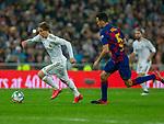 Real Madrid CF's Luka Modric seen in action during La Liga match. Mar 01, 2020. (ALTERPHOTOS/Manu R.B.)