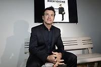 October 28, 2013 File Photo - Rock Voisine launch his latest album CONFIDENCES.