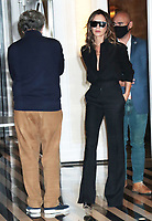 OCT 13 Victoria Beckham at her hotel in NYC