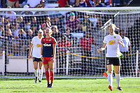Houston, TX - Sunday Oct. 09, 2016: Christine Nairn during a National Women's Soccer League (NWSL) Championship match between the Washington Spirit and the Western New York Flash at BBVA Compass Stadium.