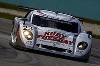 #23 Ruby Tuesday Porsche/Crawford