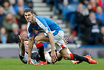 No-nonsense defending from Dominic Ball