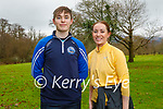 Enjoying a stroll in the Killarney National park on Saturday, l to r: Luke and Ruth Murphy