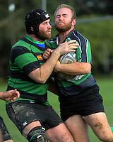 160709 Manawatu Club Rugby - Presidents Grade