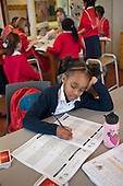 After-school club at the Winchester Project, Swiss Cottage, which is threatened with closure following government cuts to Camden Council's funding.