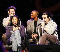 01-22-16 Broadway Con - NYC - Goldsberry, Butler, Salonga, Vega, Rapp, Colella