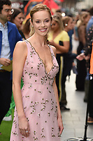 """Hannah Tointon<br /> The premiere of """"The Festival"""" at Cineworld Leicester Square<br /> <br /> ©Ash Knotek  D3419  13/08/2018"""