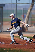 Trentyn Leibert (49), from Akron, Ohio, while playing for the Astros during the Under Armour Baseball Factory Recruiting Classic at Red Mountain Baseball Complex on December 29, 2017 in Mesa, Arizona. (Zachary Lucy/Four Seam Images)