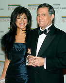 Washington, D.C. - December 2, 2006 -- Julie Chen and Les Moonves arrive for the State Department Dinner for the 29th Kennedy Center Honors dinner at the Department of State in Washington, D.C. on Saturday evening, December 2, 2006.  Andrew Lloyd Webber, Zubin Mehta, Dolly Parton, Smokey Robinson and Stephen Spielberg are being honored in 2006 for their contribution to American culture..Credit: Ron Sachs / CNP