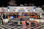 #19: Martin Truex Jr., Joe Gibbs Racing, Toyota Camry Bass Pro Shops wins