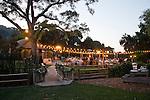 Josh and Lauren's wedding reception at the Temecula Creek Inn