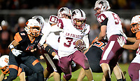 Madison La Follette at Verona, Wisconsin high school football 10/4/19