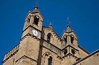 Europe/Espagne/Guipuscoa/Pays Basque/Saint-Sébastien: L'église San Vicente est le temple le plus ancien de Saint-Sébastien. Construite au cours de la première moitié du XVIe siècle dans le style gothique,