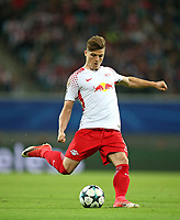 13.09.2017, Football UEFA Champions League 2017/2018,  , 1. match day, RB Leipzig - AS Monaco, in Red Bull Arena Leipzig. Marcel Sabitzer (RB Leipzig)  *** Local Caption *** © pixathlon<br /> <br /> +++ NED + SUI out !!! +++<br /> Contact: +49-40-22 63 02 60 , info@pixathlon.de
