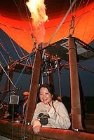 20120121 Hot Air balloon Cairns 21 January